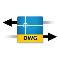 Importación y exportación DWG 200